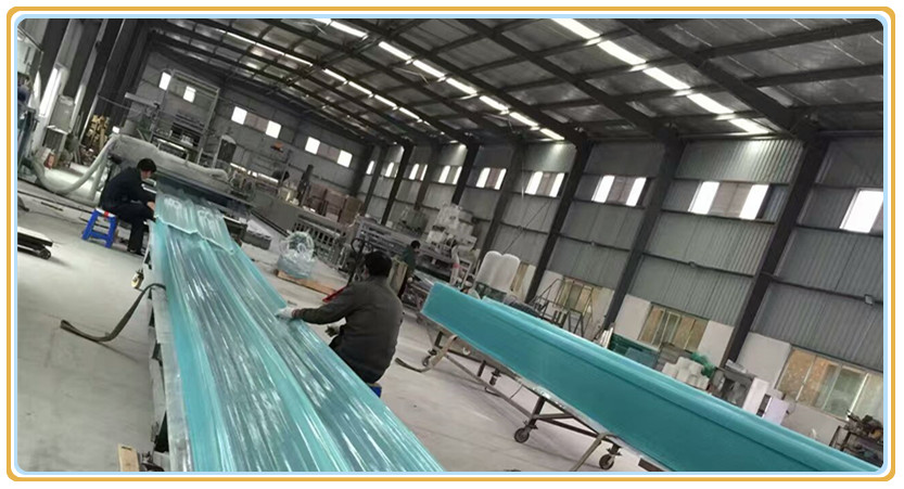 FRP Roofing panel manufacturer
