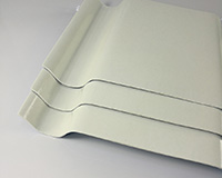 FRP opaque Corrugated sheet