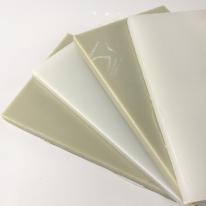 China Transparent White Thermoforming Plastic PP Polypropylene Panels Manufacturer