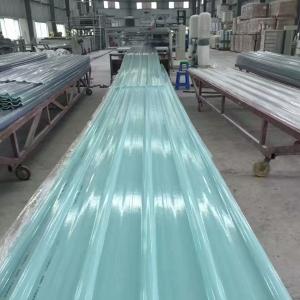 Translucent Clear Flat And Corrugated Fiberglass