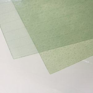 Transparent Clear Flat And Corrugated Fiberglass