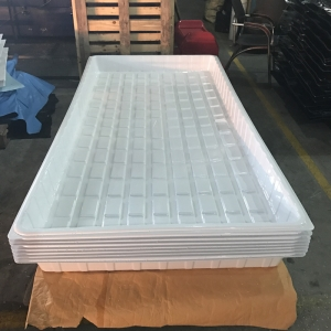 Vacuum Forming ABS Plastic Black White 4x4 4x8 EBB and Flow Tables for Sale