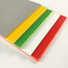 China 0.8mm - 12mm Thermoforming High Impact Polystyrene HIPS Sheet factory