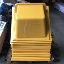 China China OEM ABS HIPS HDPE Plastic Uptake Thermoforming Process Factory factory