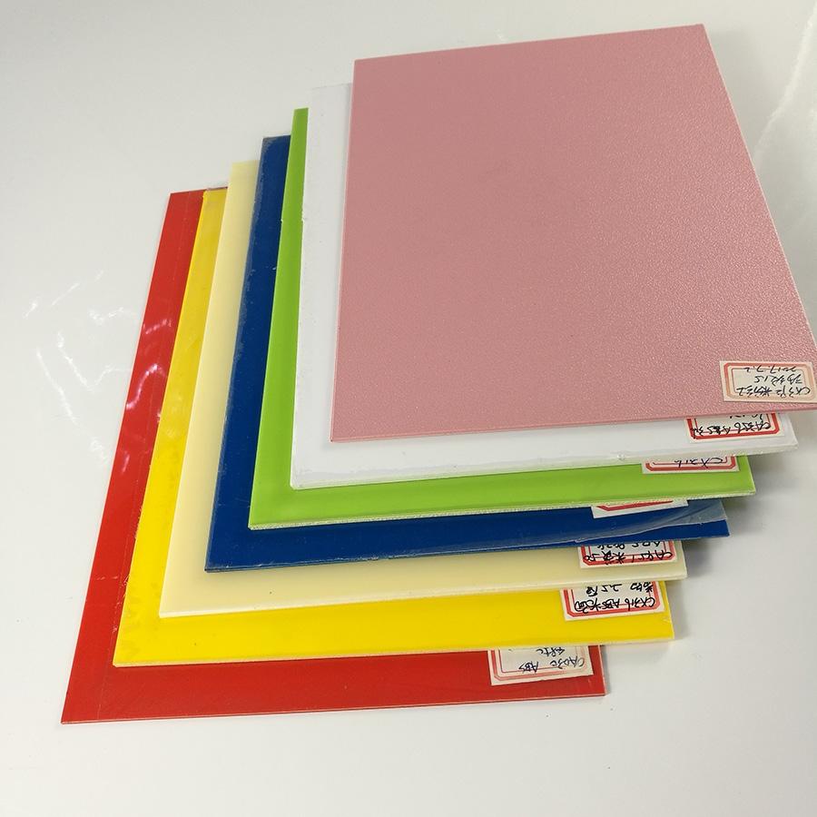 Acrylonitrile Butadiene Styrene Abs Plastic Block Board