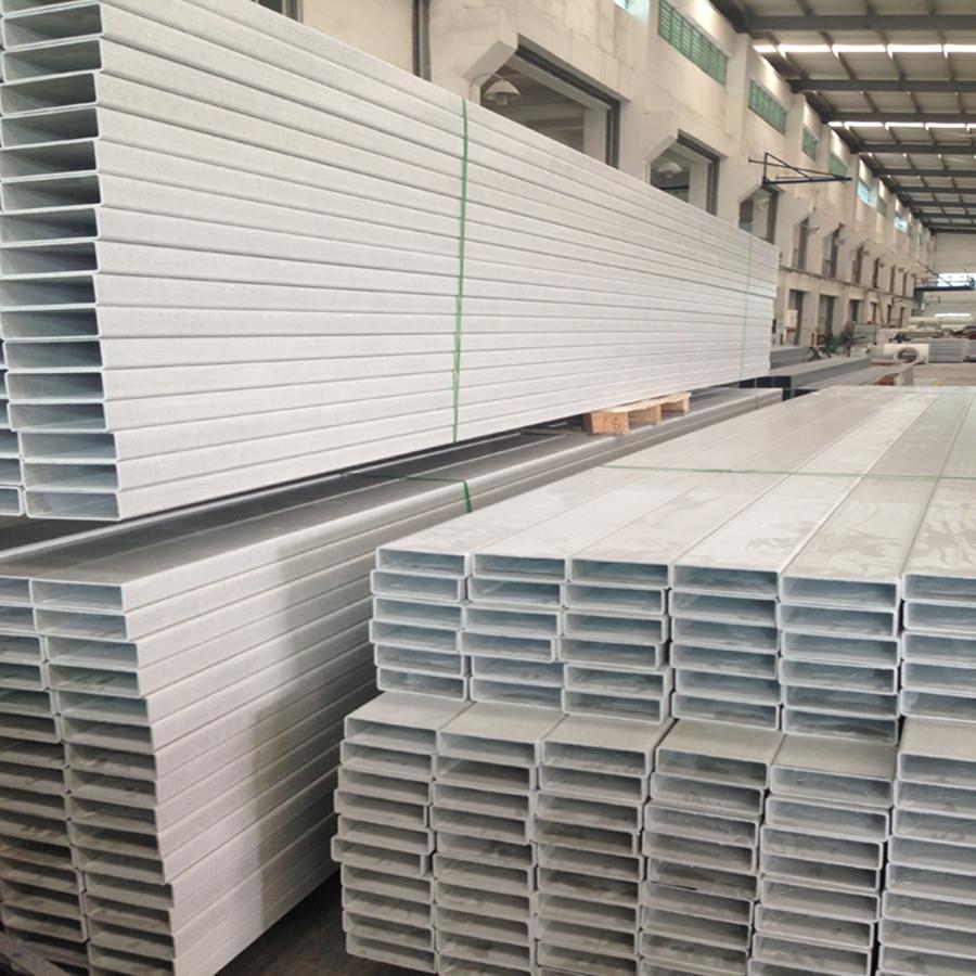 China Light Weight Fiber Glass Reinforced Polymer Grp Frp
