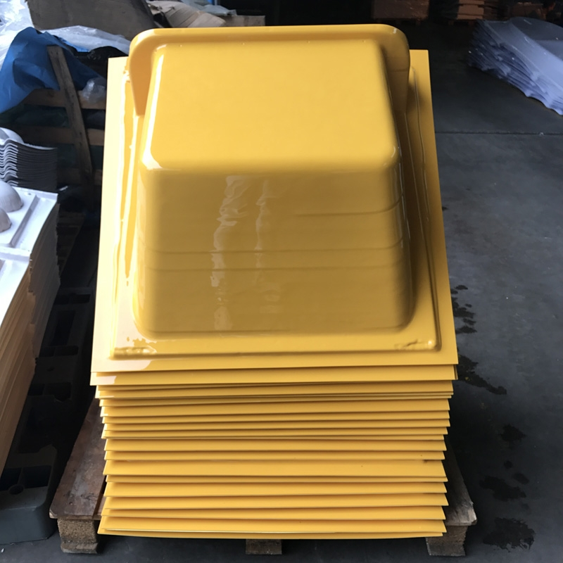 China Oem Abs Hips Hdpe Plastic Uptake Thermoforming