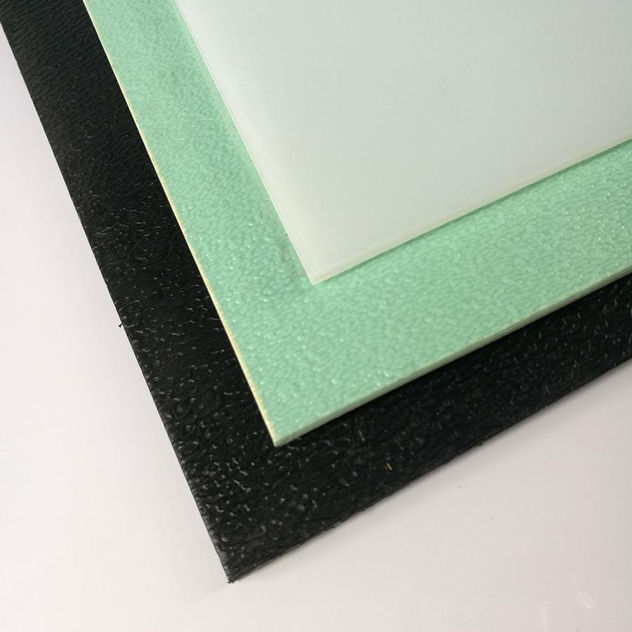 Colored Soft Flexible Textured Low Density Polyethylene