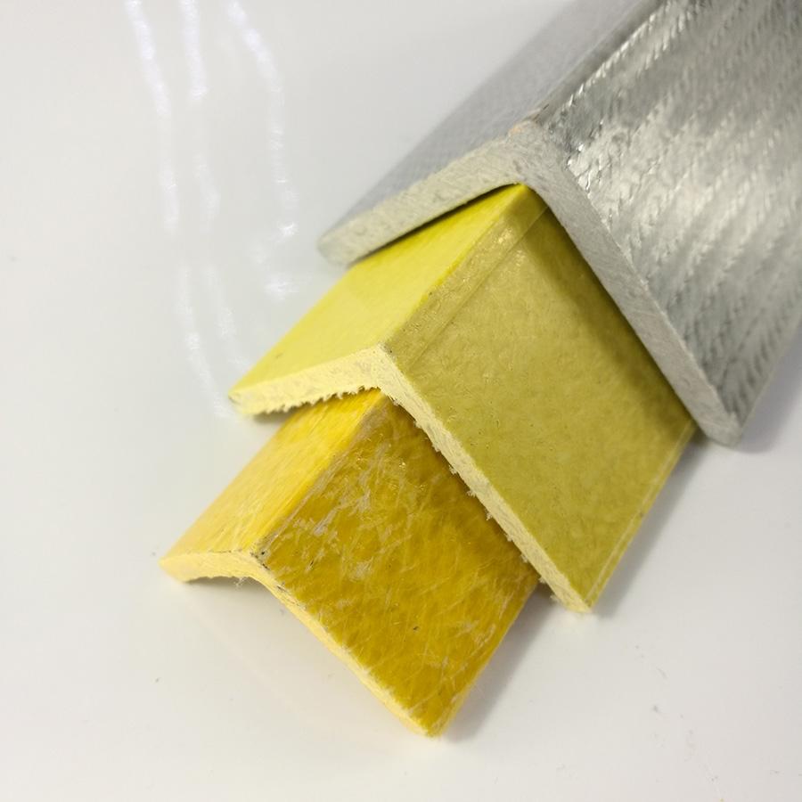 Fiberglass Reinforced Plastic 90 Degree Structure Corners