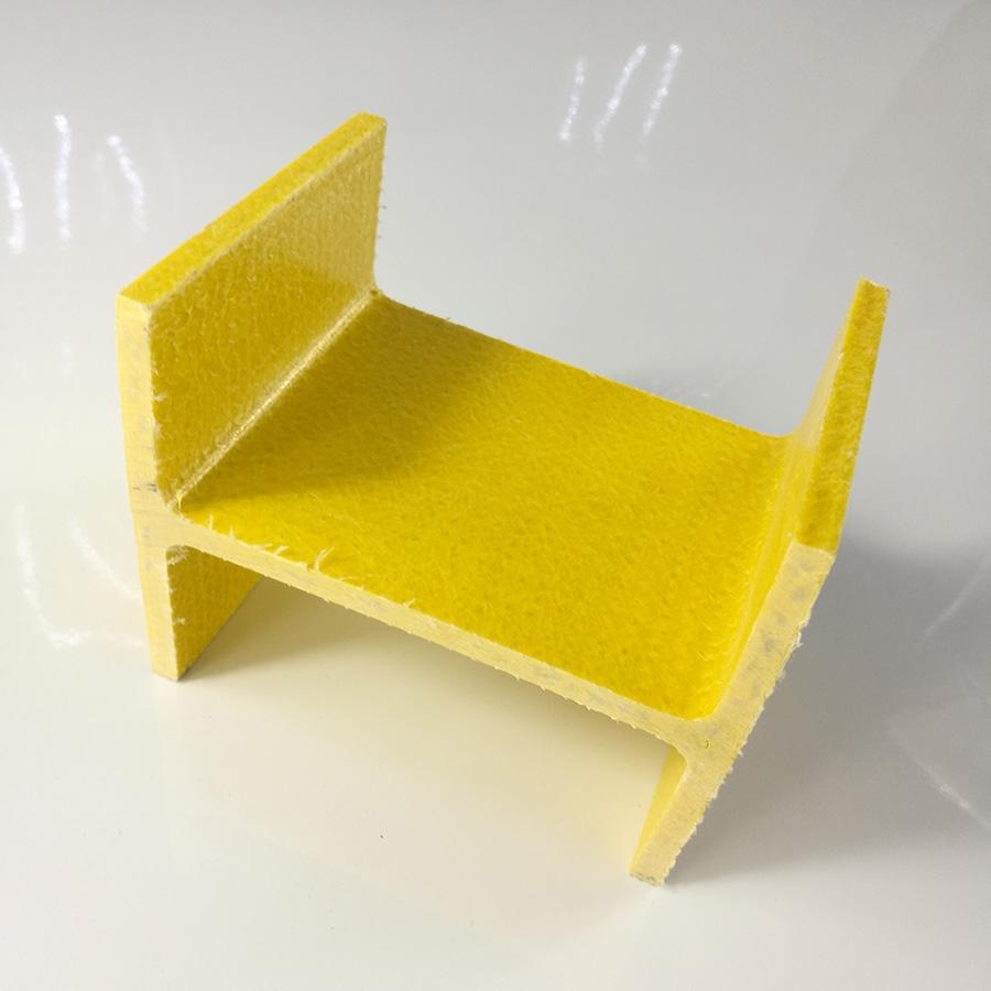 High Stength Fiberglass Reinforced Plastic I H Structural