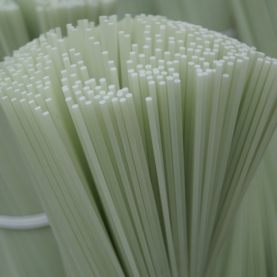 Solid Pultruded Round Fiberglass Reinforced Plastic Frp