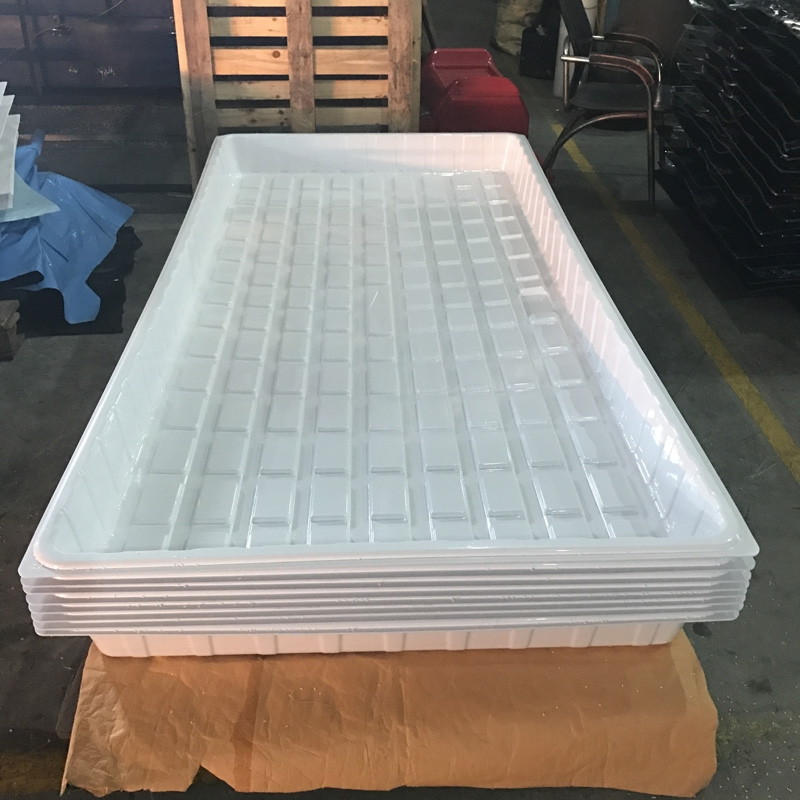 vacuum forming abs plastic black white 4x4 4x8 ebb and flow tables for sale frp sheet. Black Bedroom Furniture Sets. Home Design Ideas